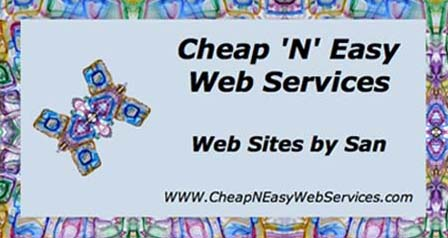Cheap N Easy Web Services